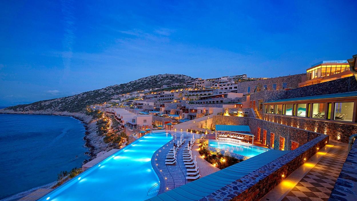 Discover Daios Cove Crete Four Magazine