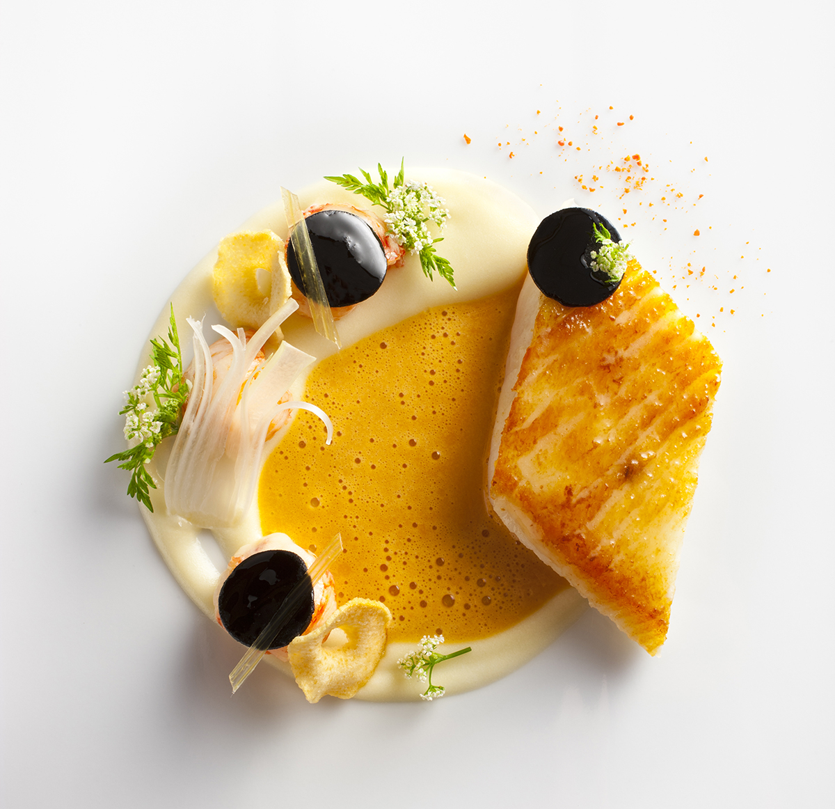 Citrus poached john dory four magazine for John dory recipe