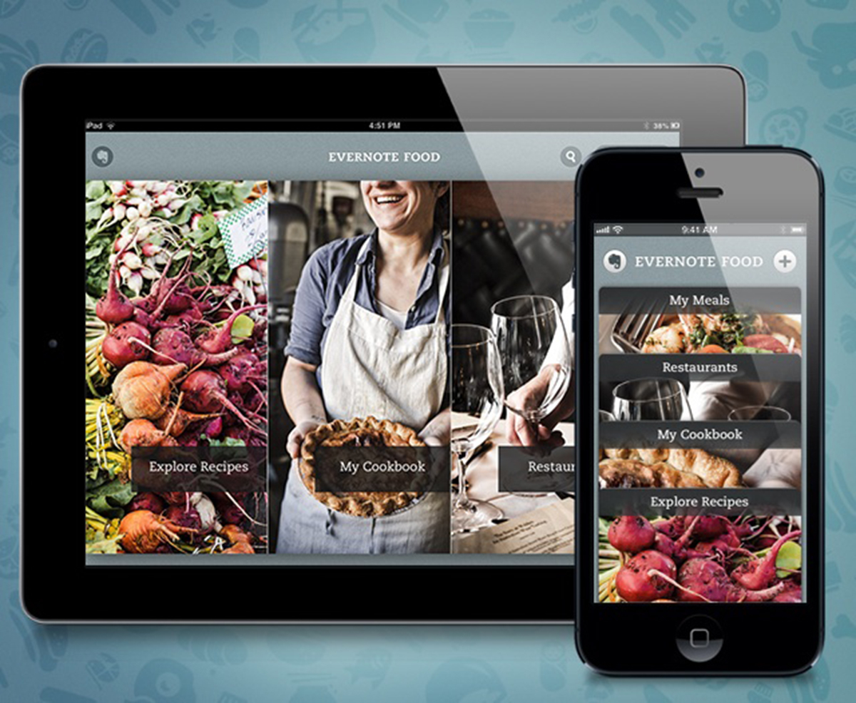 Four food apps four magazine four food apps forumfinder Choice Image
