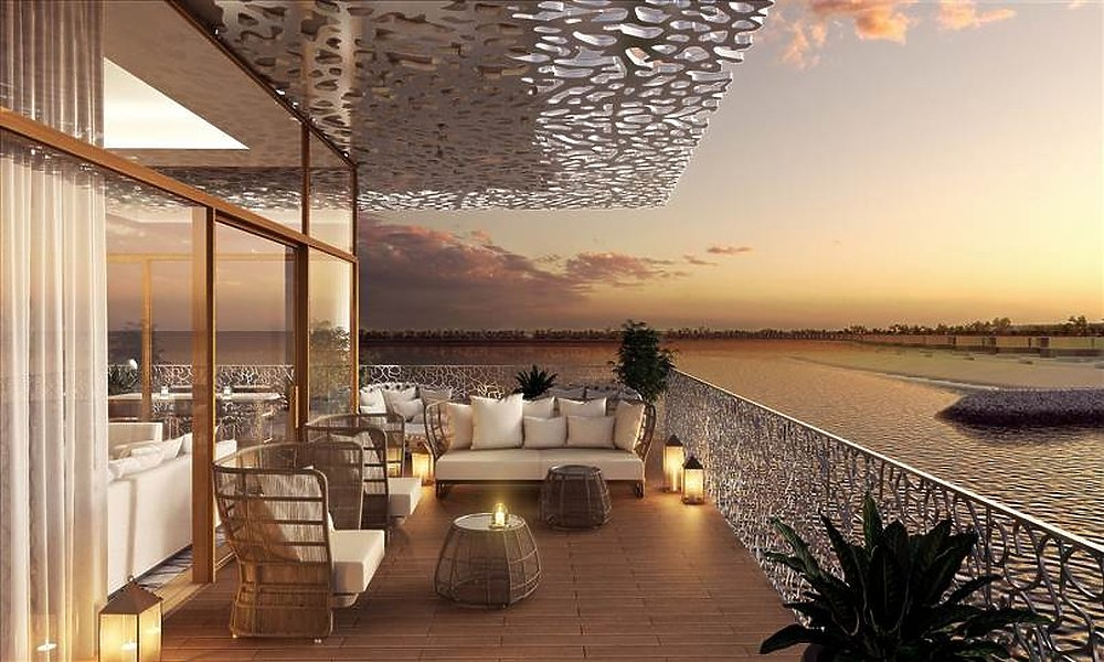 Discover the bulgari resort residences dubai four for Bulgari hotel dubai