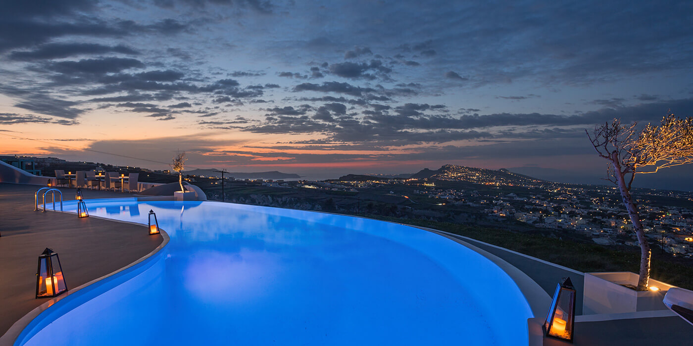 Discover Santorini S Most Exclusive Hideaway Four Magazine