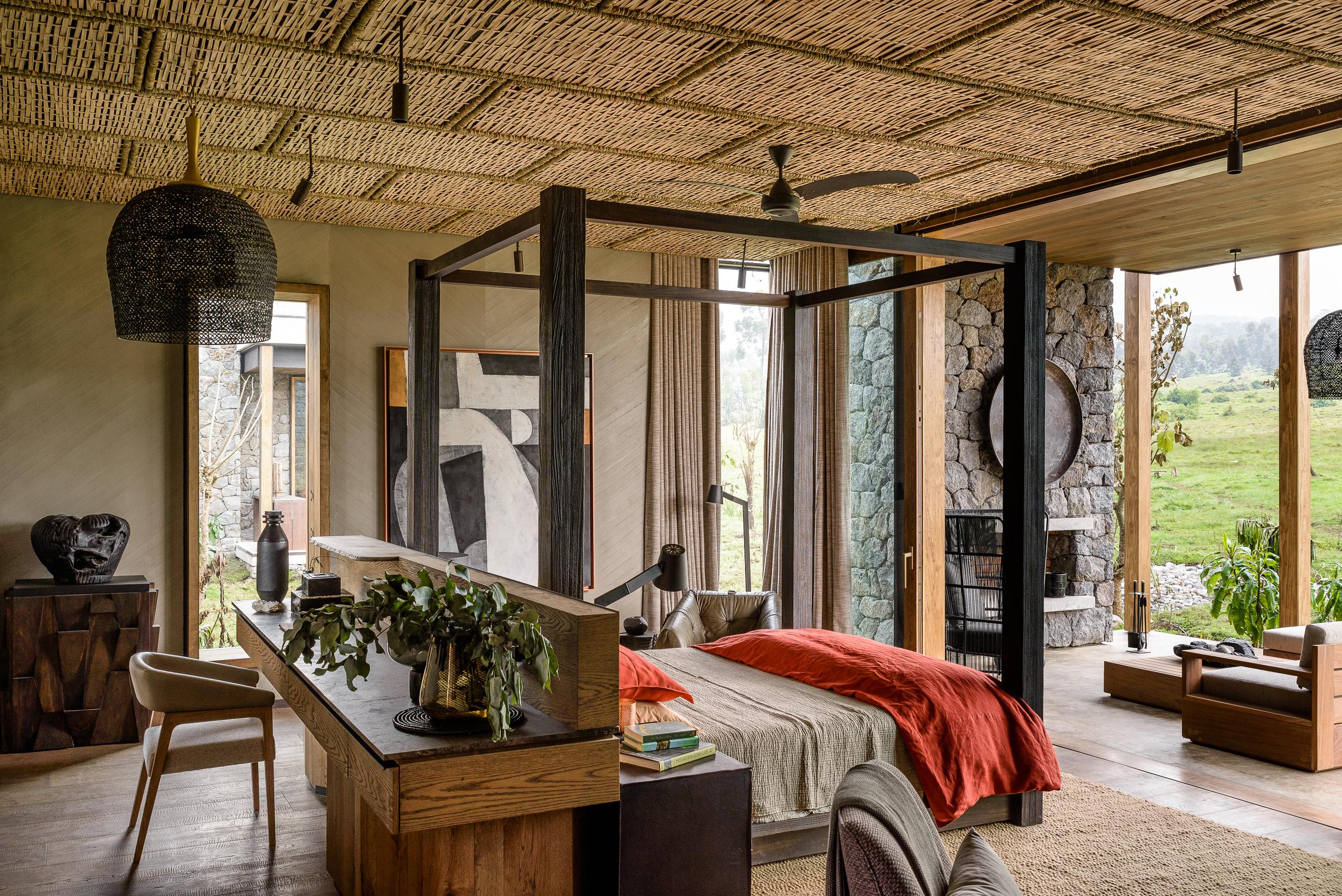 Singita Opens Kwitonda Lodge Amp Kataza House Rwanda Four
