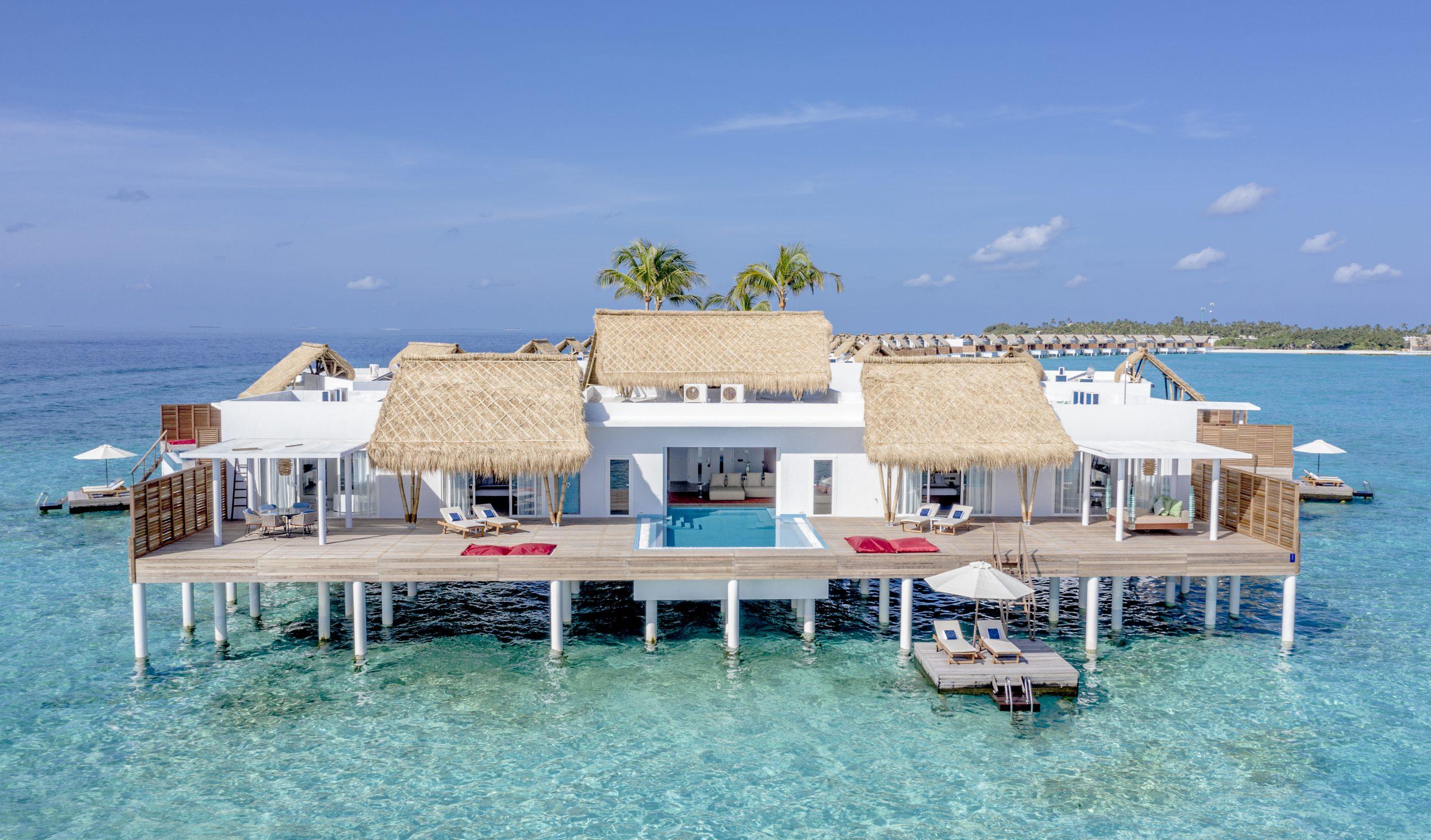 New Island Escape Emerald Maldives Resort Spa Four
