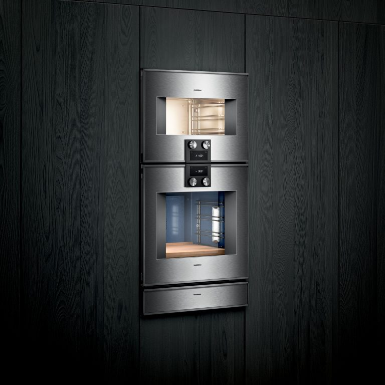 Gaggenau Releases New Combi-Steam Oven Series